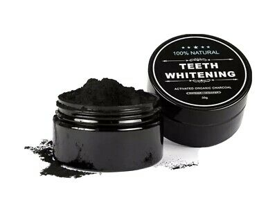 AU8.08 • Buy Natural Organic Teeth Whitening Charcoal