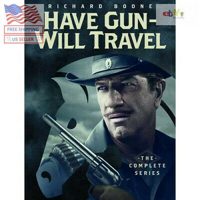 $64.61 • Buy Have Gun Will Travel: The Complete Series