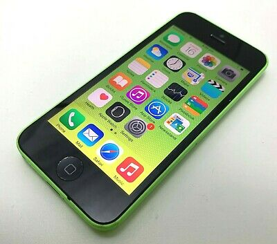 AU109 • Buy  IPhone 5c 16Gb A1529 MF324 Green (unlocked) Used/fair Condition •FREE Post•