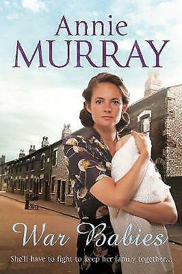 War Babies, Murray, Annie , Good, FAST Delivery • 3.99£