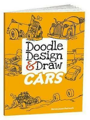 £3.36 • Buy Doodle Design & Draw CARS (Dover Doodle Books)