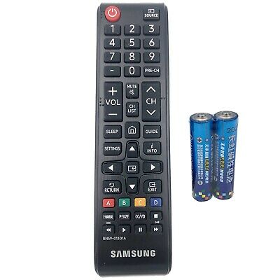 $ CDN13.42 • Buy Original SAMSUNG TV Remote Control BN59-01301A With Battery