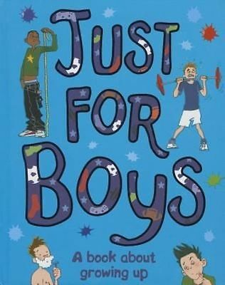 £6.48 • Buy Just For Boys: A Book About Growing Up