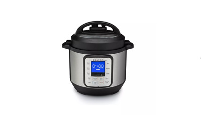 $119.99 • Buy New Instant Pot Duo Nova 3 Quart 7-in-1 One-Touch Multi-Use Programmable 3qt