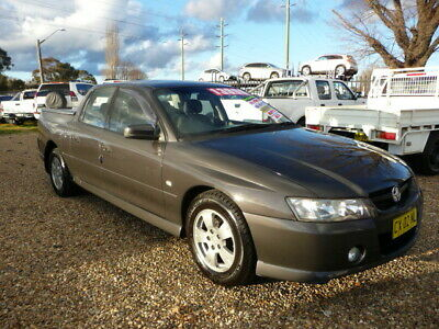 AU13990 • Buy 2007 Holden Commodore VZ S Crewman Ute 3.6 V6 Auto Very Tidy Very Low Kms