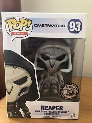 AU150 • Buy Funko White Reaper Blizzard Exclusive Overwatch Pop Vinyl.