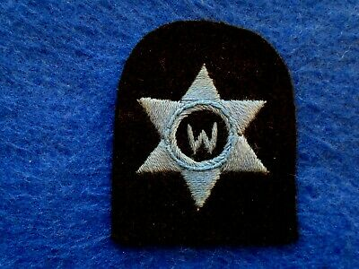 £6.50 • Buy 1 X New Womens Royal Naval Services, Wrns, Wrens, Woven Arm Badge, Writer?