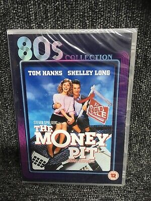 £3.15 • Buy The Money Pit - 80s Collection [DVD] [2018][Region 2] Tom Hanks. New Sealed.