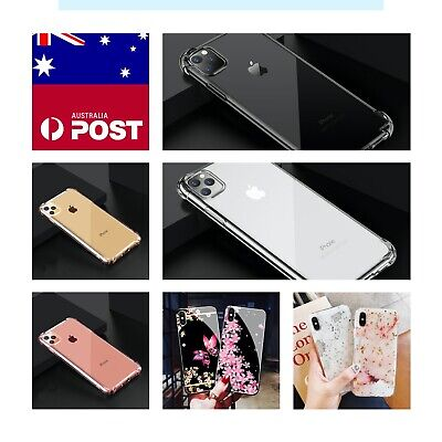 AU8.99 • Buy For Apple IPhone 7 6 6s PLUS Genuine Thin Silicone Case Cover Clear Protect