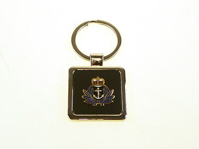 £4.99 • Buy WRNS Womens Royal Naval Service Deluxe Keyring With Gold Plated Badge.