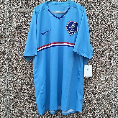 Holland 2007 2009 Away Football Shirt  Adult Extra Large Dutch New XL Classic • 44.99£