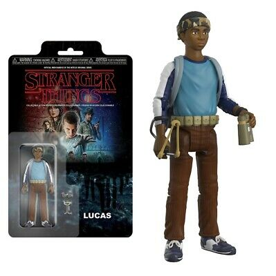 AU24.95 • Buy Stranger Things ReAction Lucas Exclusive 3 3/4  Action Figure