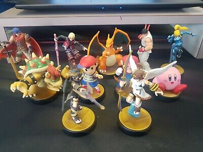 AU14 • Buy Amiibo Super Smash Bros, Pit And Dark Pit Remaining (Wii U, 3DS, Switch)