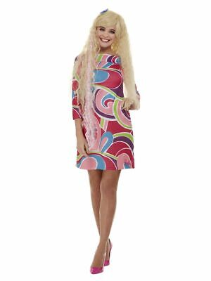 AU64.99 • Buy Womens 1990s Retro Toy Fancy Dress Licensed Barbie Doll Totally Hair Costume