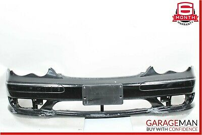 $217 • Buy 02-05 Mercedes W203 C230 Coupe Front Bumper Cover Assembly Black OEM