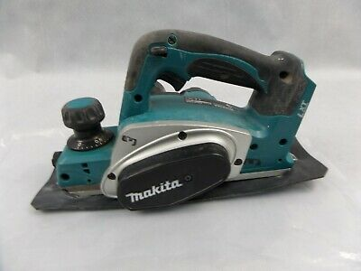 Makita BKP180 18v Cordless Planer Used Working Condition 2012 Model Body Only  • 62£