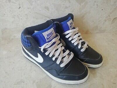 Nike Court Force Hi Top Trainers Size Uk 6.5 • 24.99£
