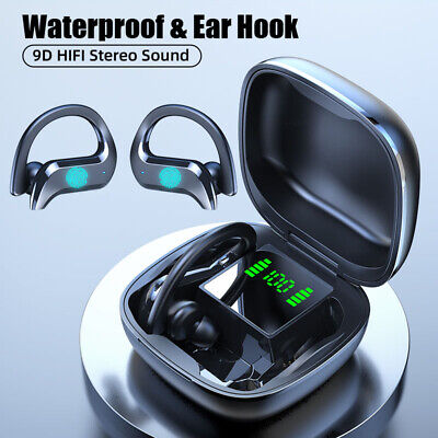 AU30.97 • Buy TWS Wireless Bluetooth 5.0 Earphone Sport Earbuds Headsets For Iphone & Samsung
