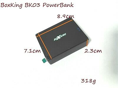 $ CDN123.22 • Buy BoxKing BK03 10500mAh POWERBANK-Pedal,Pedal Board,Phone,Keyboard+More Instrument