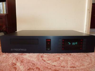 MICROMEGA STAGE 1 Audiophile CD Player With Remote-Fantastic Sound-New Belt  • 199£
