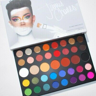 $40.99 • Buy Morphe JAMES CHARLES Artistry PALETTE Eyeshadow!! NEW BRAND!! SOLD OUT