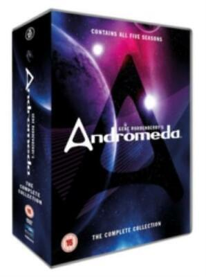 Andromeda Seasons 1 To 5 Complete Collection <Region 2 DVD> • 72.29£