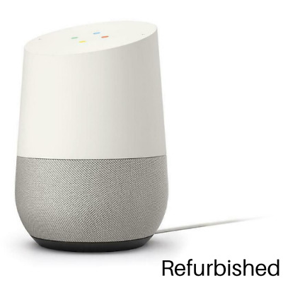 AU82 • Buy Google Home Smart Speaker Assistant - Us Plug - Free Au Adaptor