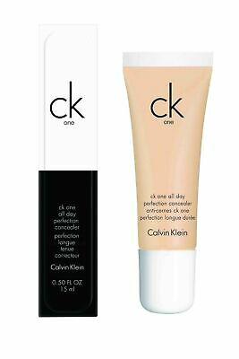 Calvin Klein CK One Cosmetics Perfection Concealer All Day 13.5g Shell #125 • 6.86£