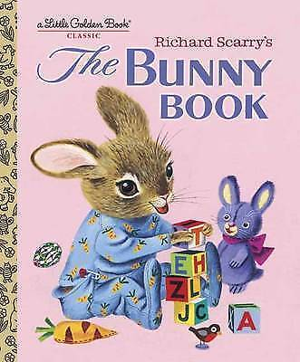 £2.79 • Buy Richard Scarry's The Bunny Book (Little Golden Book)