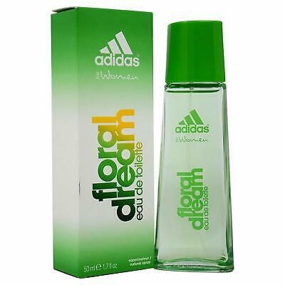 £12.99 • Buy Adidas Floral Dream EDT For Women 50 ML