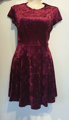 AU24.95 • Buy Brand New With Tags City Chic Ruby Red Velvet Dress Fox + Royal RP$59.95 M - 18