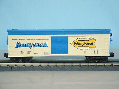 $199.95 • Buy Mth 30-74053 Uncataloged Kennywood Arrow Boxcar Super Ultra Rare!
