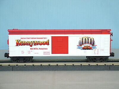 $99.95 • Buy MTH 30-74052 UNCATALOGED KENNYWOOD PARK 100th ANNIVERSARY BOXCAR ULTRA RARE!