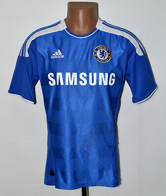 Chelsea London 2011/2012 Home Football Shirt Jersey Adidas Size S Adult • 64.99£