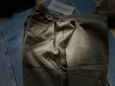 $11 • Buy Ladies Black Barco Scrub Pant Size M - Clearance