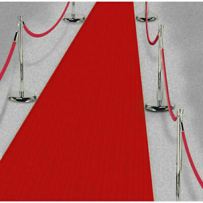 £6.99 • Buy RED CARPET 15ft HOLLYWOOD VIP  Party Floor Runner Prom Birthday Prop Decoration