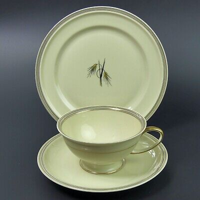 Rosenthal Porcelain Winifred Heals Of London Cup, Saucer & Plate • 20£