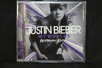 AU17.99 • Buy  Justin Bieber ‎– My Worlds    - New Sealed CD (C1282)