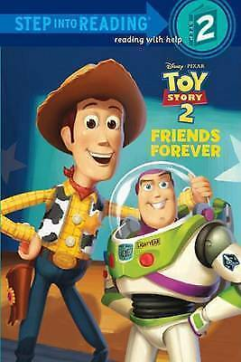 Friends Forever (Disney/Pixar Toy Story) (Step Into Reading) • 1.73£