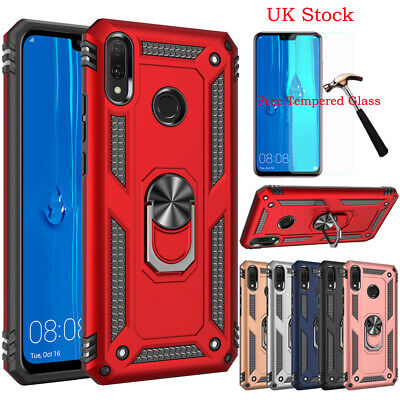 Shockproof Armor Cover Case For Huawei Y5 Y6 Y6s Y7 2019 Y9 Prime P Smart Z 2020 • 4.96£
