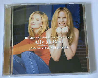 CD Music Heart And Soul Songs From Ally Mcbeal Featuring Vonda Shepherd • 3.50£