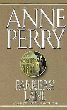 Farriers' Lane By Anne Perry | Book | Condition Good • 4.35£