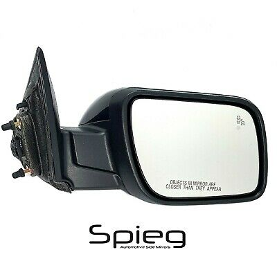 $228.50 • Buy Side Mirror For FORD Explorer 2016-2019 With Blind Spot Puddle Lamp Passenger Rh