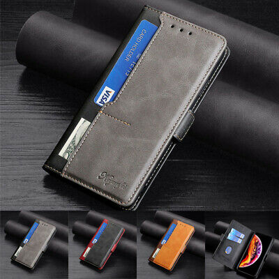 $ CDN8.16 • Buy For Samsung Galaxy Note 10 Lite Plus 9 8 Flip Magnetic Leather Wallet Cover Case