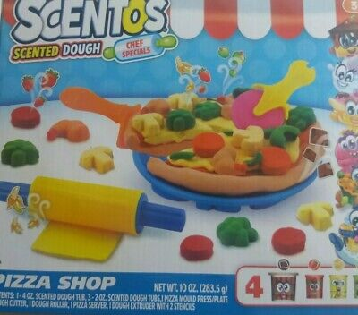 £8.99 • Buy Scentos Scented Dough Pizza Shop Birthday  Gift/present 3+ HOME SCHOOLING