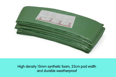 AU55 • Buy NEW 6ft REPLACEMENT REINFORCED OUTDOOR ROUND TRAMPOLINE SAFETY SPRING PAD COVER
