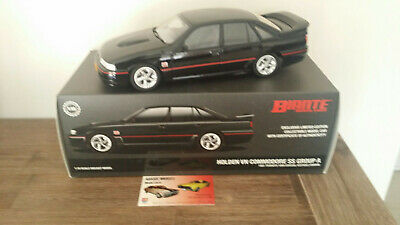 AU599.95 • Buy 1:18 Biante Holden HSV VN SS Group A Commodore In Black Tootheys 1000 Special