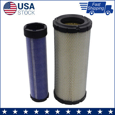 $29.99 • Buy New For TRACTOR Air Filter Inner And Outer  006000455F1 / 006000456F1