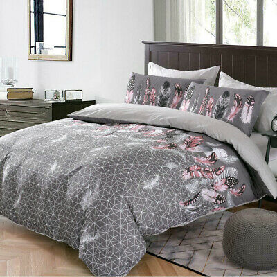 AU48 • Buy All Size Bed Ultra Soft Quilt Duvet Doona Cover Set Bedding Pillowcase Feathers