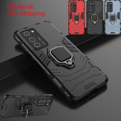 Hybrid Shockproof Armor Case Stand Cover For Huawei P20 P30 Mate 20 Lite P40 Pro • 4.96£